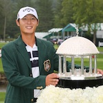 Danny Lee, 2015 Greenbrier Classic Champion