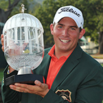 Scott Stallings, 2011 Greenbrier Classic Champion