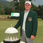 Ted Potter, Jr., 2012 Greenbrier Classic Champion
